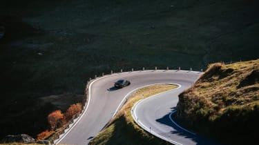 Porsche 718 Cayman GT4 RS proto –drive