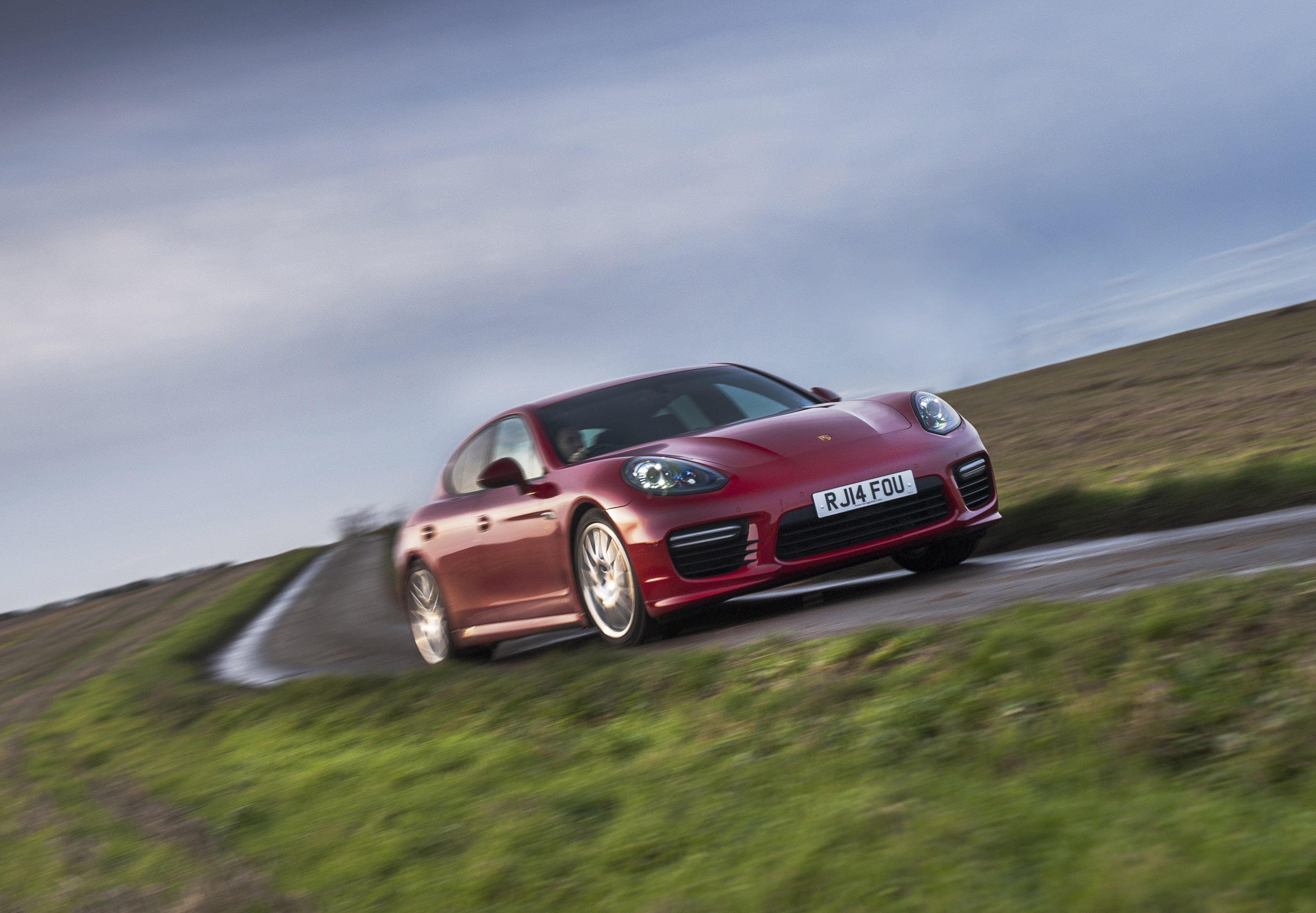Porsche Panamera Gts Review Prices Specs And 0 60 Time Evo