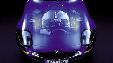 BMW Z8 – bonnet