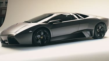 Lamborghini Reventon side-on