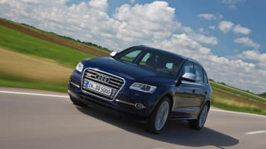 Audi Q5 0 60 >> 2012 Audi Sq5 Review And Pictures Evo