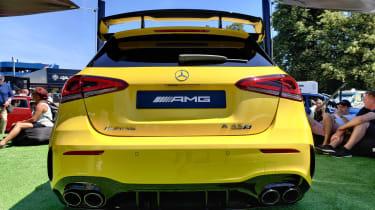 Mercedes-AMG A45 Goodwood 2019