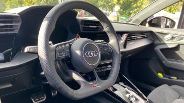 2022 Audi RS3 Sportback –interior