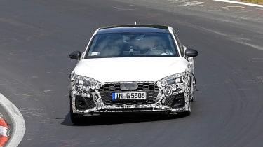 Audi S5 TDI Spy - front
