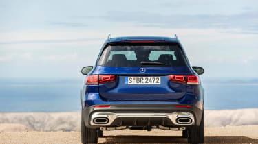 Mercedes GLB revealed - rear