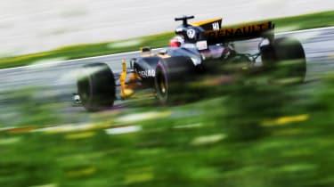 Formula One Round 9 AUT - Ren 3