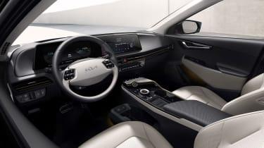 Kia EV6 revealed - dash