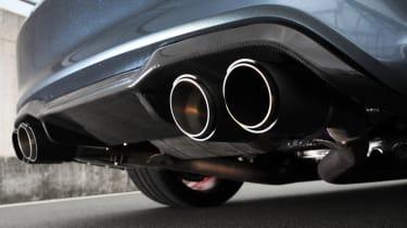 Lightweight Performance CSR - Exhausts