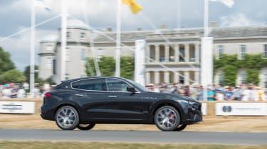 Maserati Levante MY19 - side