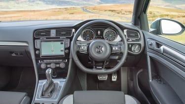 Volkswagen Golf R Mk6 - interior