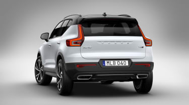 Volvo XC40 - rear quarter