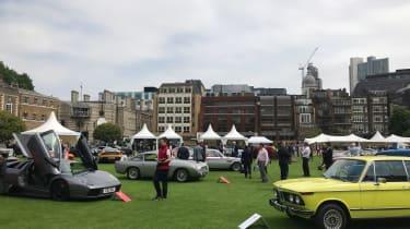 London Concours 2018 - Lawn