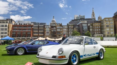London Concours - Carrera RS
