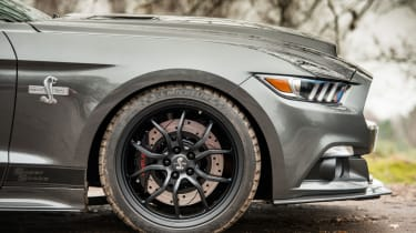 Shelby Mustang Super Snake – Wheel