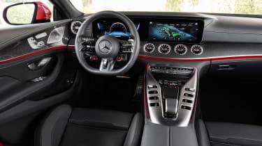 Mercedes-AMG GT63 S E Performance – interior