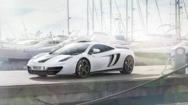 McLaren 12C MSO Concept