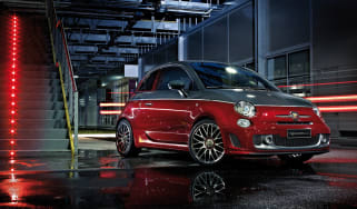 Abarth 500 and 595 update