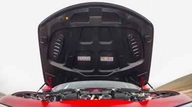 Alfa Romeo Giulia Quadrifoglio - Bonnet