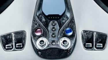 McLaren Speedtail - roof