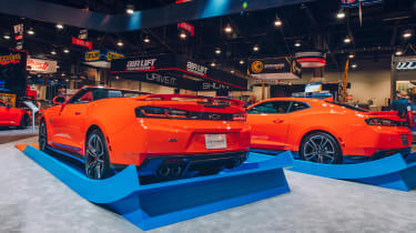 SEMA 2017 - Chevrolet HOTWHEELS