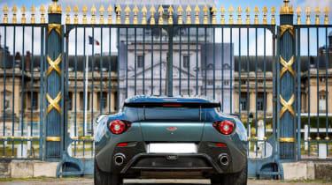 Aston Martin V12 Zagato Coupe – rear