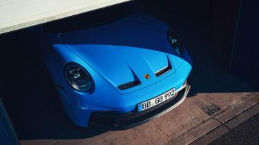 992 Porsche 911 GT3 front