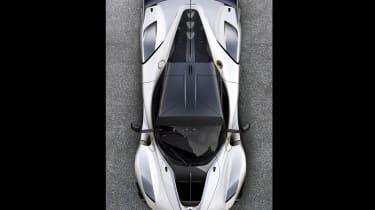 Ferrari FXX-K EVO - top