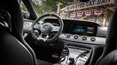 Mercedes-AMG GT63S - Dash