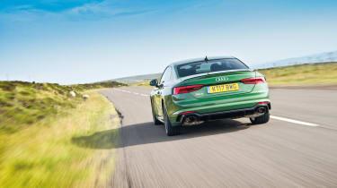 Audi RS5 – rear