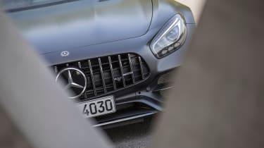 Mercedes-AMG GT C Coupé - Grille