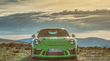 Porsche 911 GT3 RS 991.2 - nose