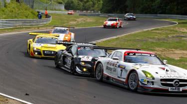 2011 Nurburgring 24-hour race report