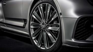 2021 Bentley Continental GT Speed - static wheels