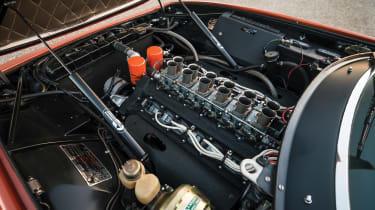 Ferrari Daytona Bill Harrah - engine bay