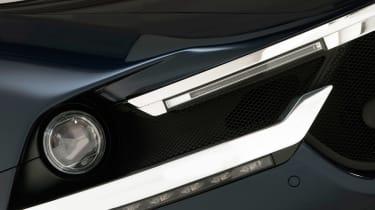 Touring Superleggera Sciadipersia - headlights