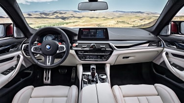2017 Bmw M5 Pictures Evo
