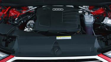 Audi A6 Saloon S-Line - engine