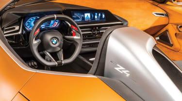 BMW Z4 Concept - interior