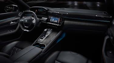 Peugeot 508 saloon -  interior