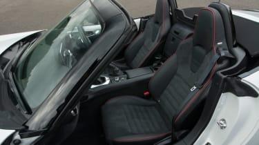 Mazda MX-5 Sport Recaro - Seats