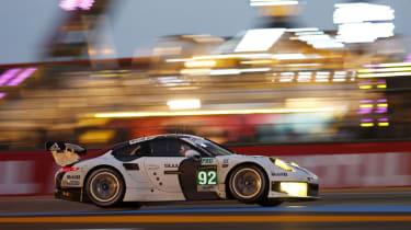 2013 Le Mans 24 hours: Porsche 911 RSR