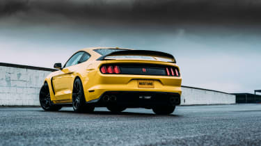 Ford Mustang Shelby GT350R - Rear
