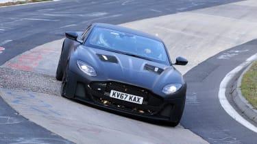 Aston Martin Vanquish Nurburgring – front
