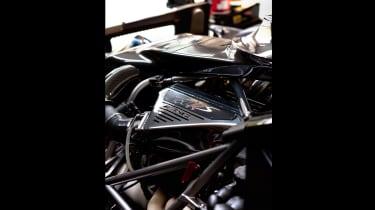 Pagani Zonda 760RS - engine bay 7