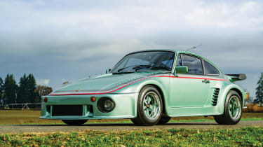 Porsche 935 Turbo front