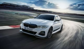 BMW 3-series G20 M Performance parts - front