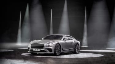 2021 Bentley Continental GT Speed - static front