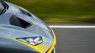 Lamborghini Huracan STO CP – bonnet