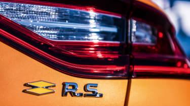 2018 Renault Mégane R.S. – Badge
