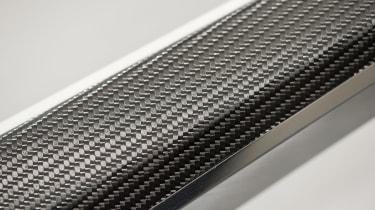 BMW 8-series concept - carbon fibre